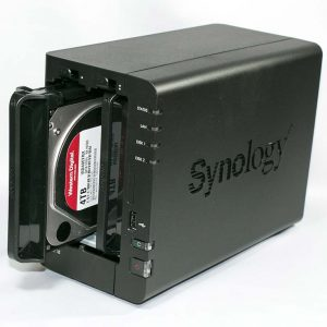 Synology DiskStation DS218 HDD