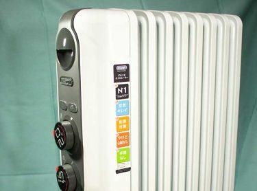 気温で設定できるオイルヒーターを買ってみた