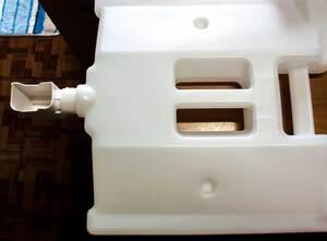 ACK75Lの水タンク