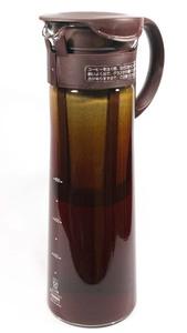 ハリオの水出しコーヒーメーカー MCPN-14CBR 水を入れた状態