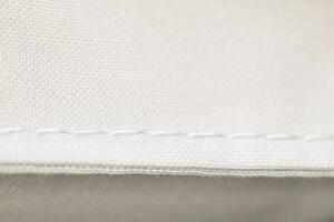 エムール アルファインの掛け布団カバーの縫い目
