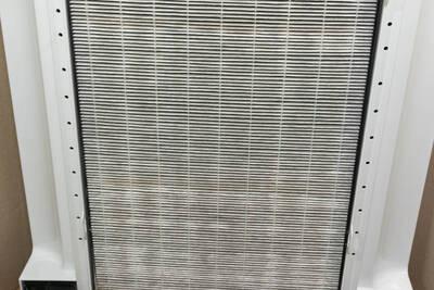MCK70Vの集塵フィルター