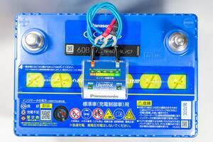 N-60B19L/C7 カーバッテリーとLifeWINK