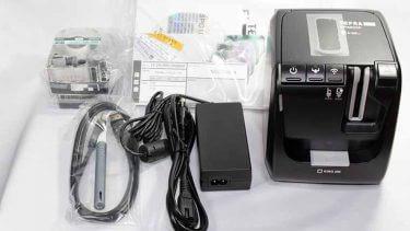 高機能ラベルライター テプラPRO SR5900Pの感想