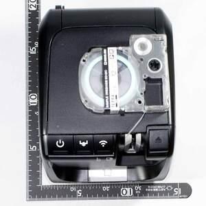 テプラPRO SR5900Pの大きさ