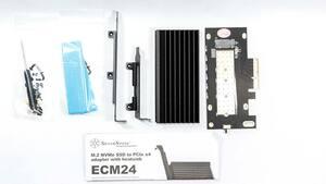 SST-ECM24 パッケージの中身